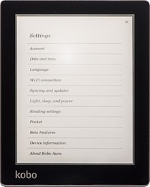 ebook reader 7 intrigare un uomo