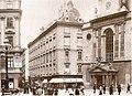 Kohlmarkt und Michaelerplatz 1900.jpg