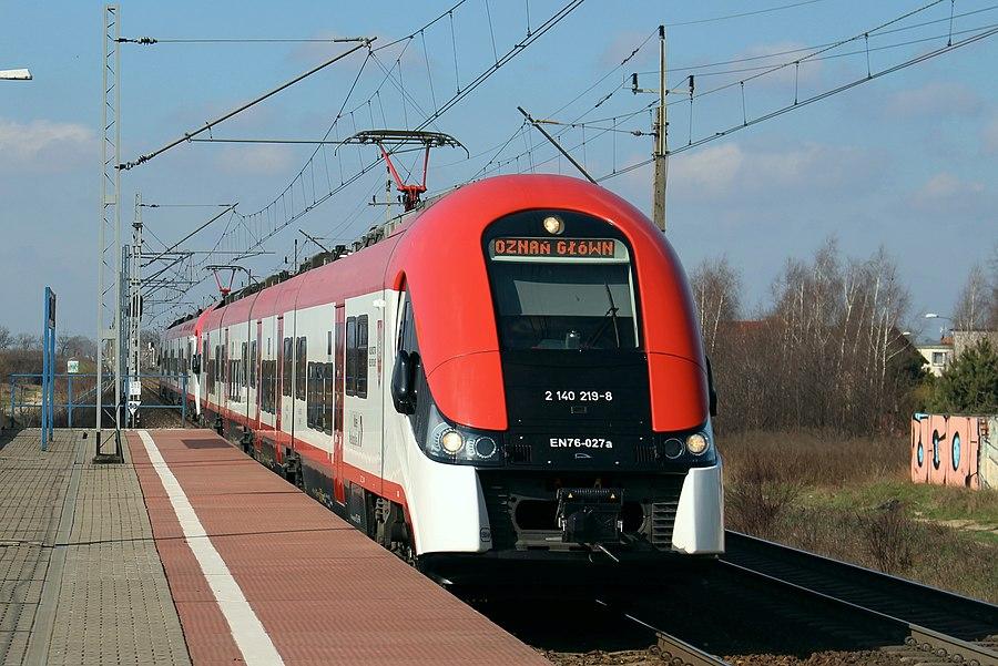 Poznań Junikowo railway station