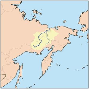 Lưu vực sông Kolmya