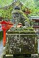 Komainu - Hakone-jinja - Hakone, Japan - DSC05793.jpg