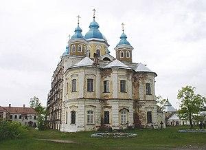 Lake Ladoga - Konevsky monastery