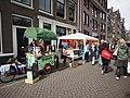 Koningsdag in Amsterdam, Brouwersgracht foto 2.JPG