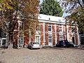 Konstanty Zamoyski Palace in Warsaw - oficyna (płn).jpg