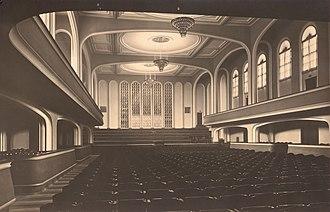 Der 100. Psalm - Konzerthaus Breslau, c. 1925