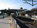 Korail Ansan Line Hanyang University at Ansan Station Platform.jpg