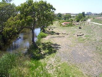 Caroline Springs, Victoria - Kororoit Creek