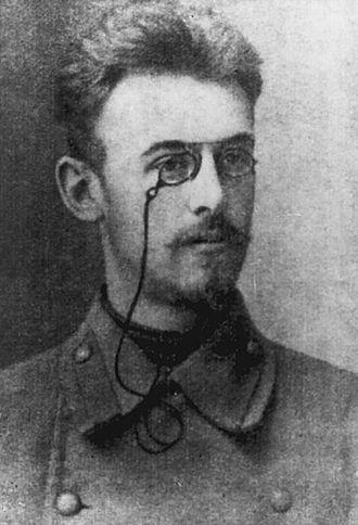 Nikolai Korotkov - Nicolai Korotkov in 1900