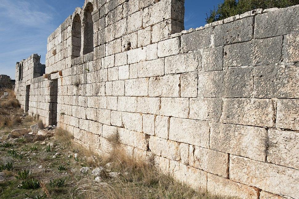 Korykon Necropoli and churches 1242