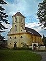 Kostel svateho Jiri, Kostelec, Plzen-sever.jpg