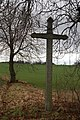 Kovářov. Okres Písek. Maňákův kříž z roku 1896 (1).jpg