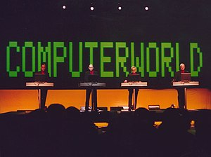 Kraftwerk - In Stockholm, February 2004