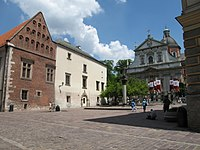Kraków - plac Marii Magdaleny.jpg