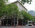 Kress Building with MAX - Portland, Oregon (2014).jpg