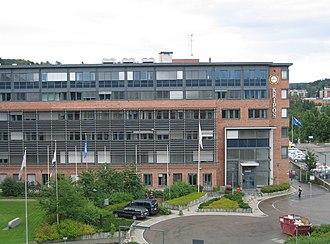 Kripos - Kripos headquarters at Bryn in Oslo