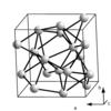 A Ga-II kristályrácsa