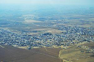 Kuseife - Image: Kseifa Aerial View