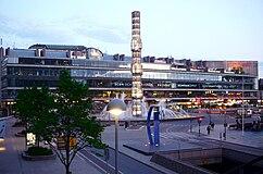 Casa de cultura de Estocolmo (1965-1971)