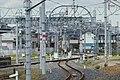 Kurihashi station Dead section.jpg