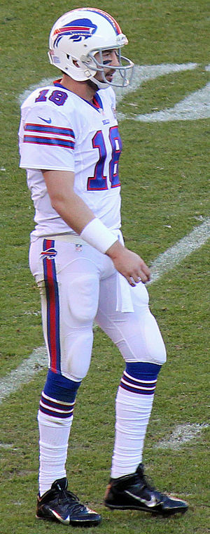 Kyle Orton - Orton during the 2014 season.