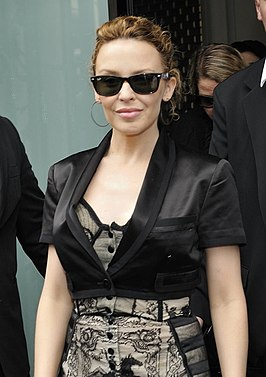 Kylie Minogue in 2009