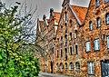 Lübeck Salzspeicher. Erbaut wurden die Gebäude zwischen 1579 und 1745 - Lübeck salt storage. The buildings were built from 1579 to 1745 (8539592642).jpg