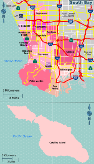South Bay (Los Angeles County) – Travel guide at Wikivoyage