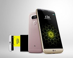 Image illustrative de l'article LG G5