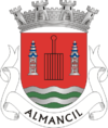Coat of arms of Almancil