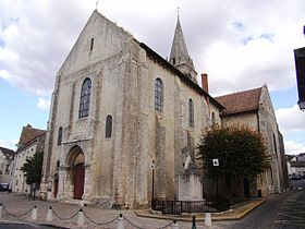 Image illustrative de l'article Église Notre-Dame-de-l'Assomption de La Ferté-Alais