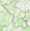La Celle-Dunoise OSM 01.png