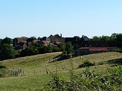 La Chapelle-Saint-Jean village.JPG