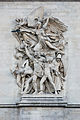 La Marseillaise, Arc de Triomphe, Paris September 2013.jpg