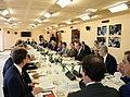 La alcaldesa asiste a la reunión del Patronato de la Escuela de Música Reina Sofía 05.jpg