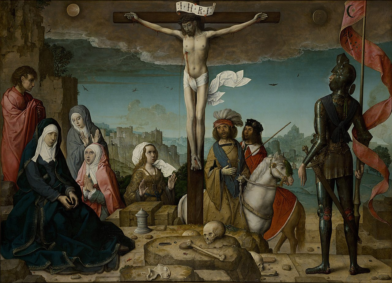 Resultado de imagen para La crucifixión