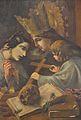 La mare de Déu consola a València per la pèrdua dels seus furs, museu Marià de València.JPG
