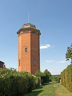 Laage Water tower