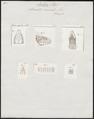 Lacerta muralis - kop en schubben - 1700-1880 - Print - Iconographia Zoologica - Special Collections University of Amsterdam - UBA01 IZ12400081.tif