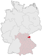 Airt o Tirschenreuth in Germany