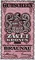 Lagergeld Kriegsgefangenenlager Braunau 2 Kronen 1915.jpg