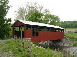 Lairdsville Covered Bridge