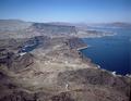 Lake Mead National Recreation Area, formed when Boulder Dam (now Hoover Dam) was built, Boulder City, Nevada LCCN2011634529.tif