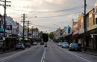 Lakemba, New South Wales - Haldon Street