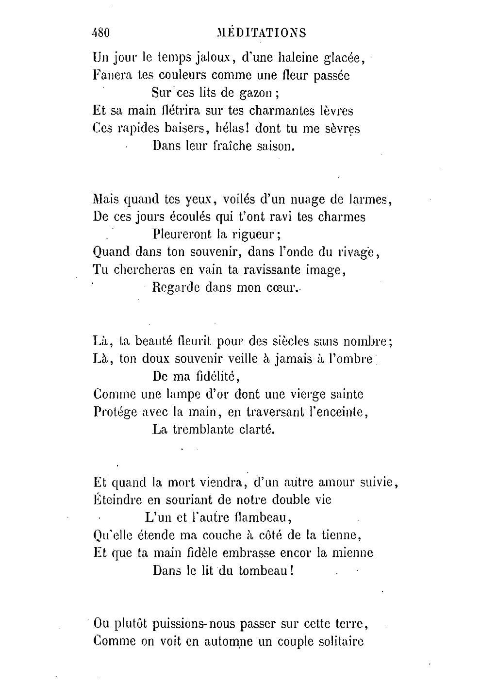 Page Lamartine œuvres Completes De Lamartine Tome 1 Djvu 482
