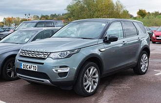Land Rover Discovery Sport - Land Rover Discovery Sport HSE Luxury