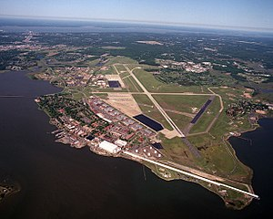 Langley Air Force Base