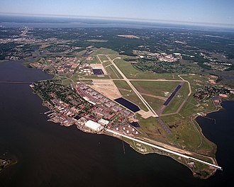 Langley Air Force Base - Image: Langley AFB
