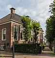 Langweer. Voormalig rechthuis van Doniawerstal. Buorren 1. (Rijksmonument) 01.jpg