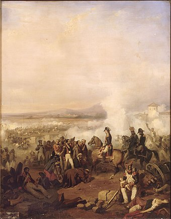 Soult at the First Battle of Porto LargeBattleofOportobyBeaume.jpg