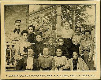 Larkin Company - Image: Larkin Club